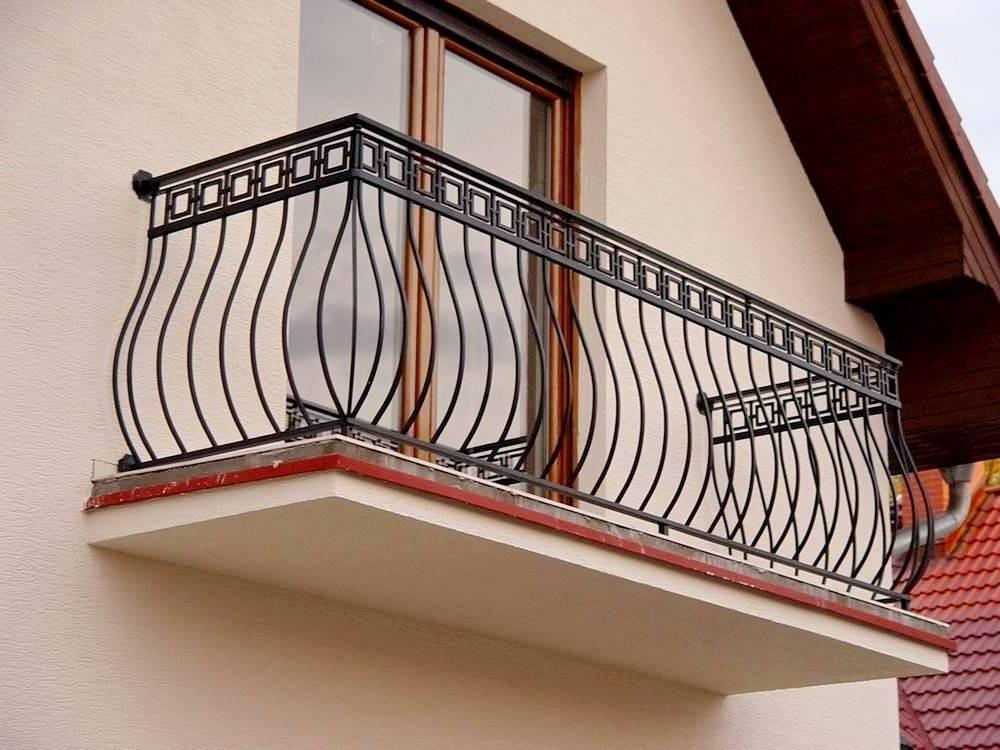 Купить кованые ограждения балкона Севастополь Крым