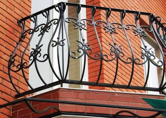 Балконные ограждения Севастополь, Крым