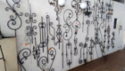 Кованые элементы изготовление Севастополь Крым