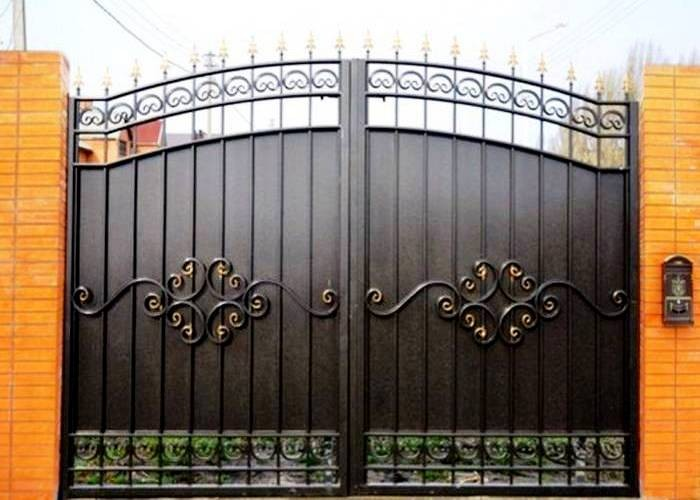 Ворота, калитки Севастополь, Крым