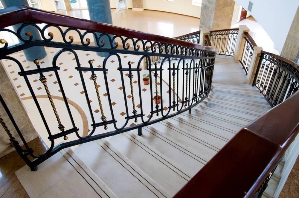 Кованые ограждения для лестниц перила Севастополь Крым