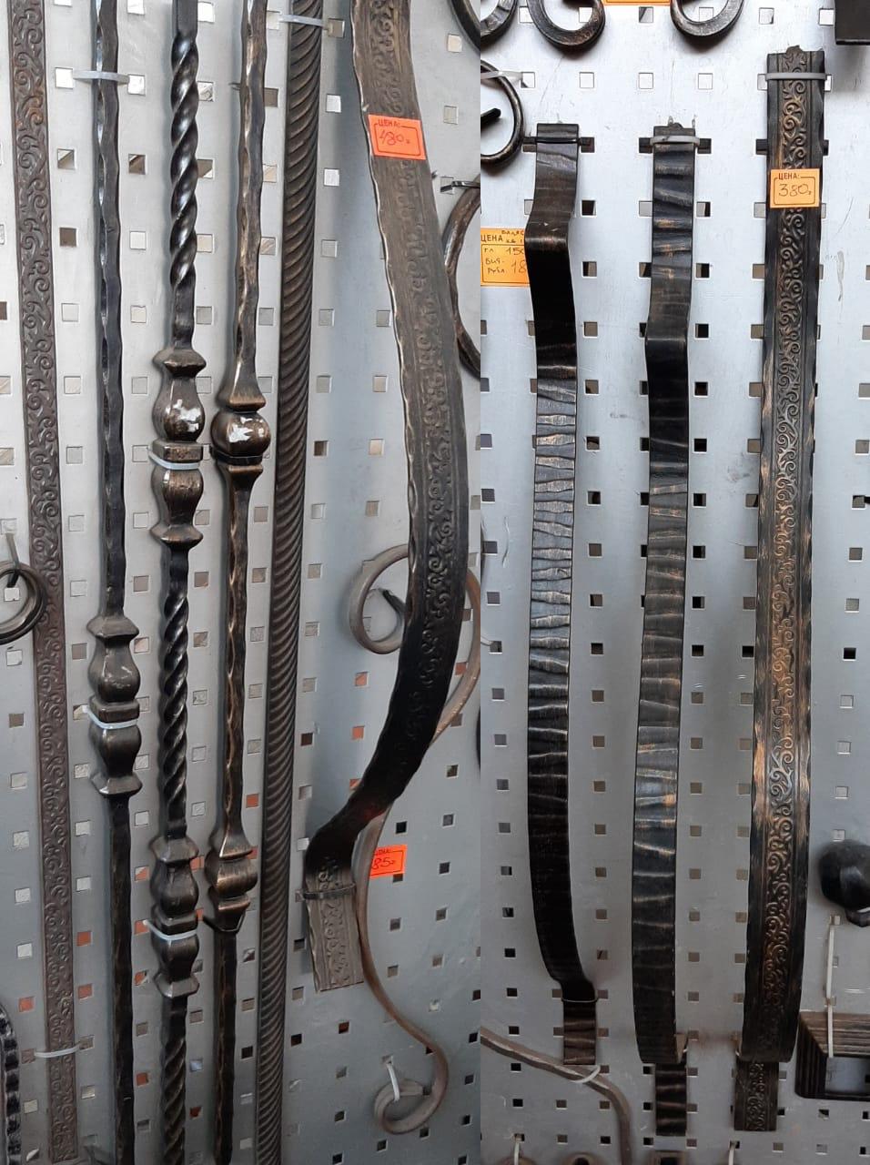 Изготовление кованых элементов Севастополь Крым